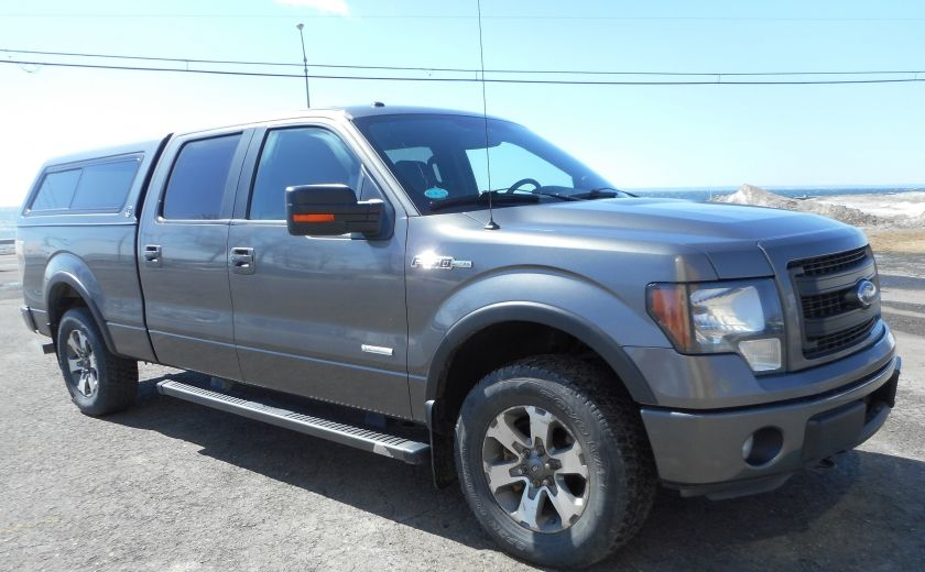 2013 Ford F150 FX4 #0