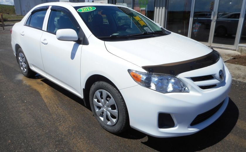 hyundai vaudreuil used cars toyota corolla 2013 for sale. Black Bedroom Furniture Sets. Home Design Ideas