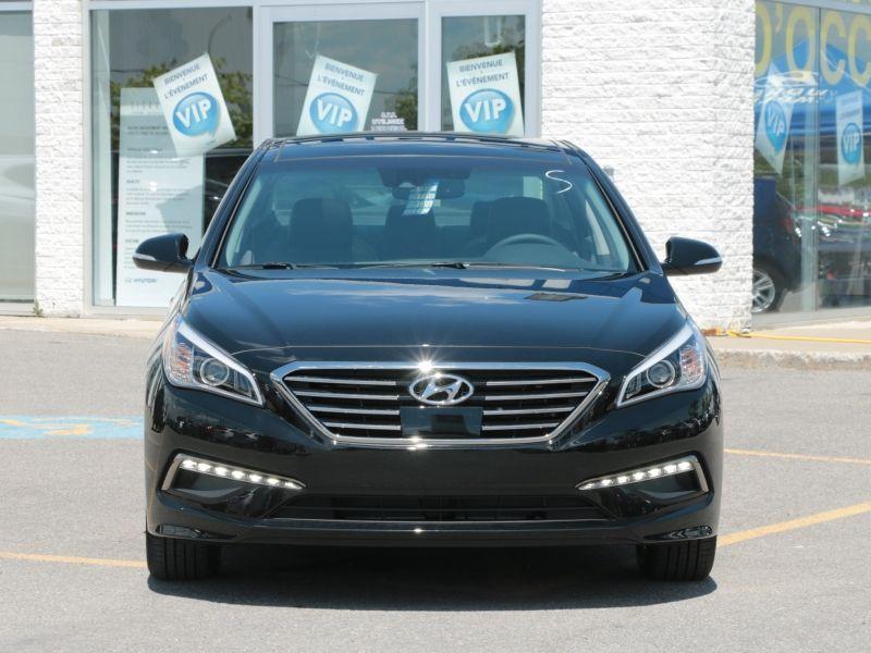 2016 Hyundai  Sonata 2.4L Limited AUTO A/C TOIT BLUETOOTH NAV CAME