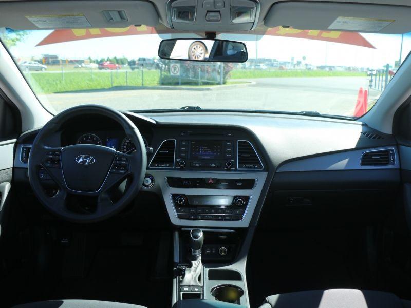 2017 Hyundai  Sonata 2.4L GLS AUTO A/C BLUETOOTH MAGS