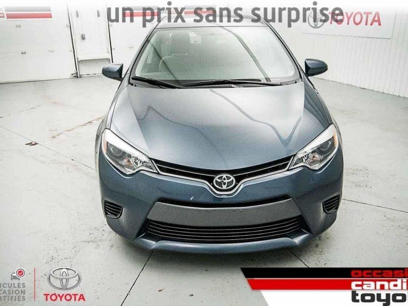 2016 Toyota  Corolla LE * auto * ac *