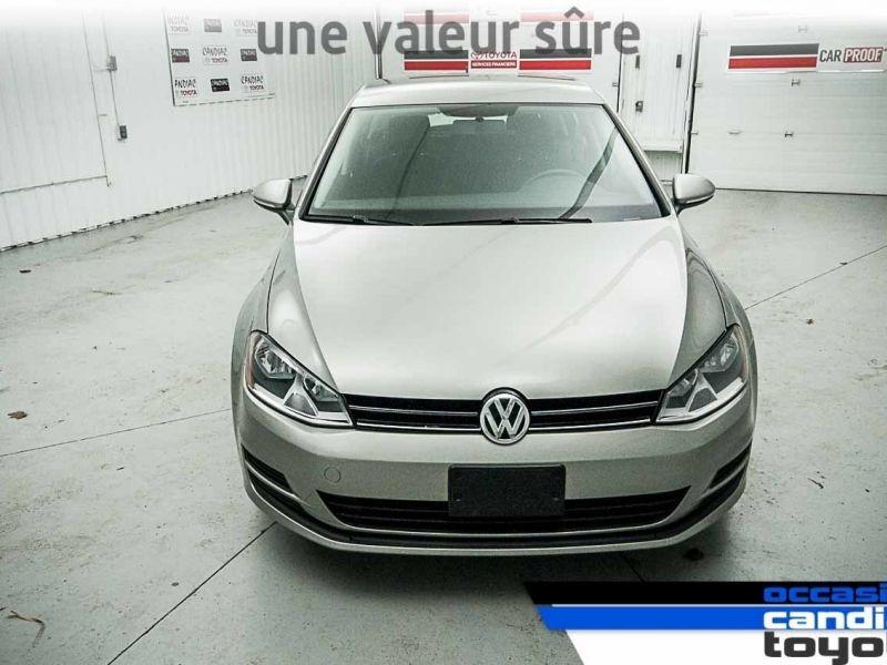 2017 Volkswagen  Golf Trendline * auto * ac * mags *