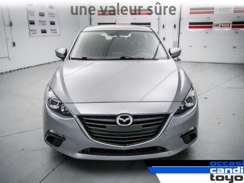 2015 Mazda  Mazda3 GS * auto *ac * mags *