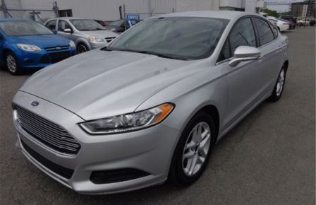 2014 Ford Fusion SE AUTO A/C BLUETOOTH MAGS #0