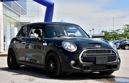 2014 Mini Cooper S Panoramique Cuir Bluetooth USB/AUX Mag 18