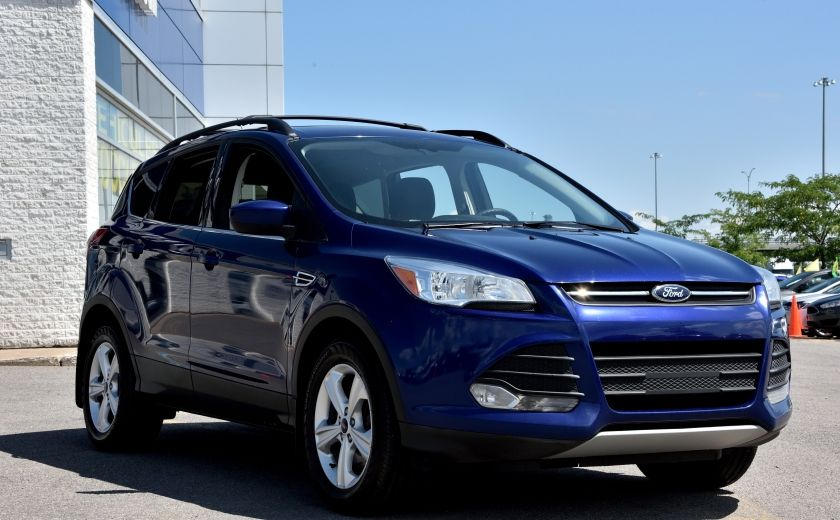 2013 Ford Escape SE AUTO AWD A/C MAGS #0