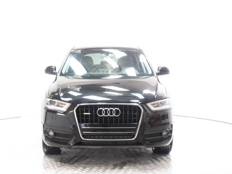 Audi Q3 Progressiv QUATTRO AC GR ELECT MAGS TOIT PANO 2015