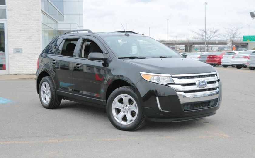 2013 Ford EDGE SEL AWD CAMERA BLUETOOTH MAGS #0