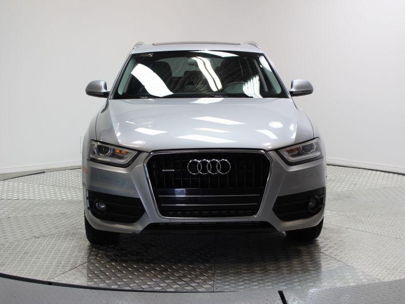 Audi Q3 Progressiv 2015