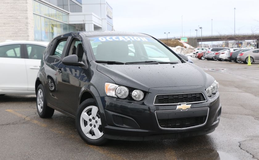 2013 Chevrolet Sonic LS A/C Bluetooth MP3/AUX BAS*KM #0