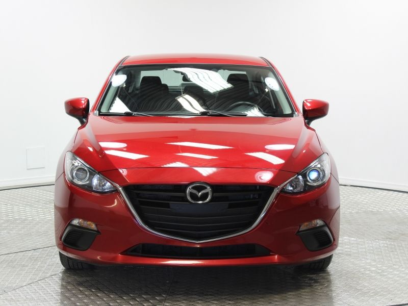2016 Mazda  Mazda3  GS, caméra de recul, banc chauffant, cruise,