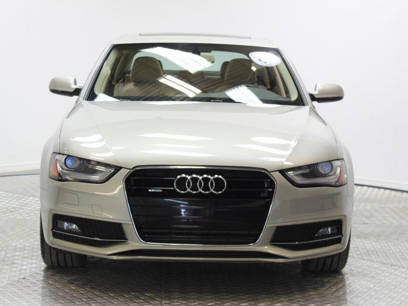 Audi A4 Komfort plus caméra de recul toit ouvrant  2015