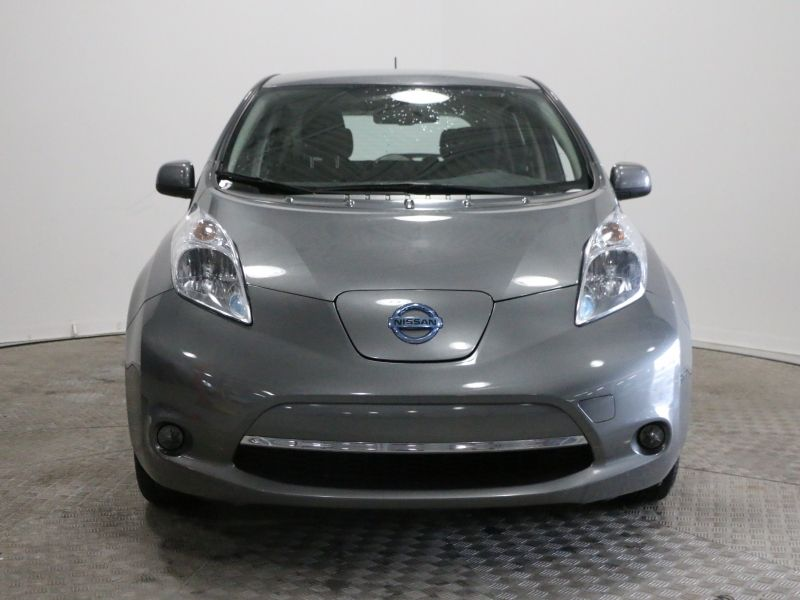 2015 Nissan  Leaf SV CAMÉRA RECUL, VOLANT CHAUFFANT, BLUETOOTH