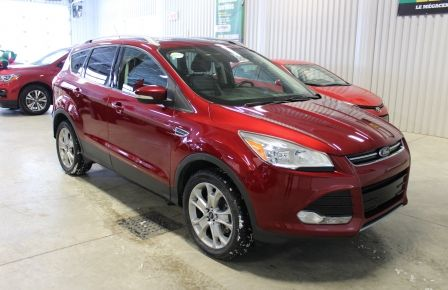 2014 Ford Escape Titanium Awd 2.0L Cuir-Toit Panoramique-Navigation #0