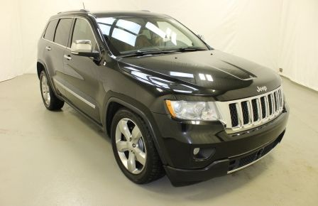 2012 Jeep Grand Cherokee Overland 5.7 4X4  CUIR TOIT NAVIGATION #0