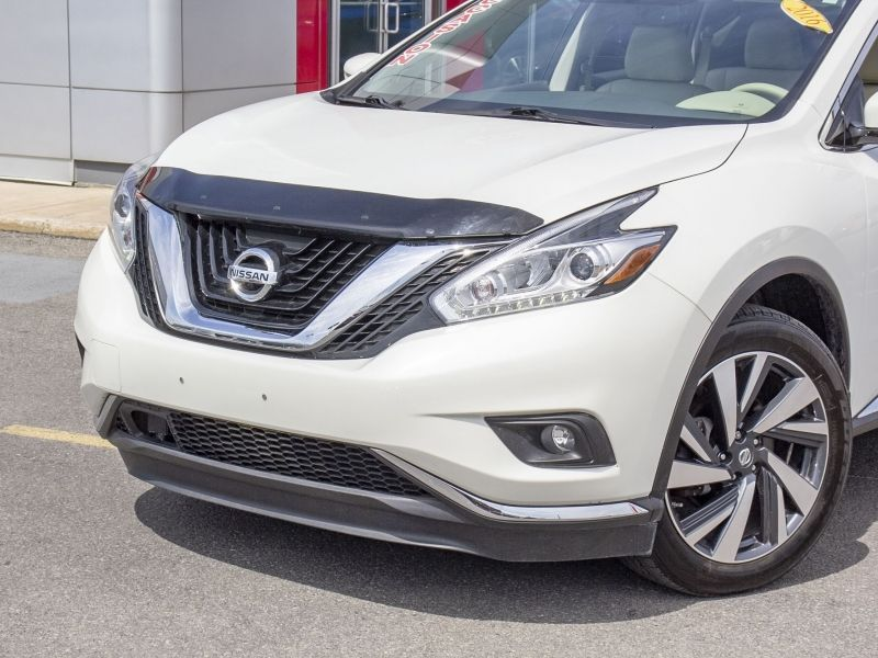 2016 Nissan Murano Platinum + ULTRA PROPRE + GPS + TOIT PANO !!!