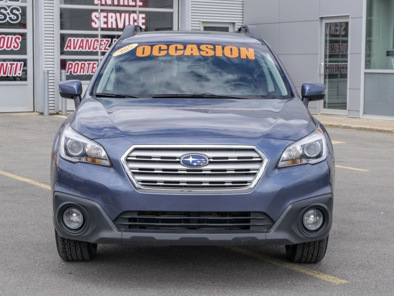 2015 Subaru  Outback 2.5i w/Limited & Tech Pkg TRÈS PROPRE!