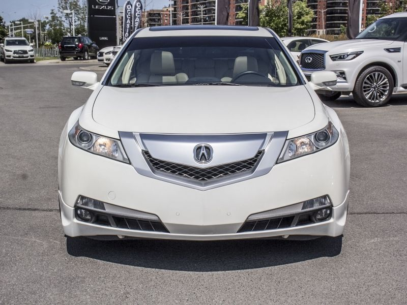 2010 Acura  TL TECH PACK MAG SPORT CUSTOM** LOW MILAGE