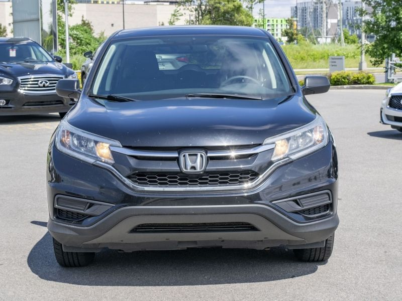 2015 Honda  CR-V LX Noir bluetooth groupe elec