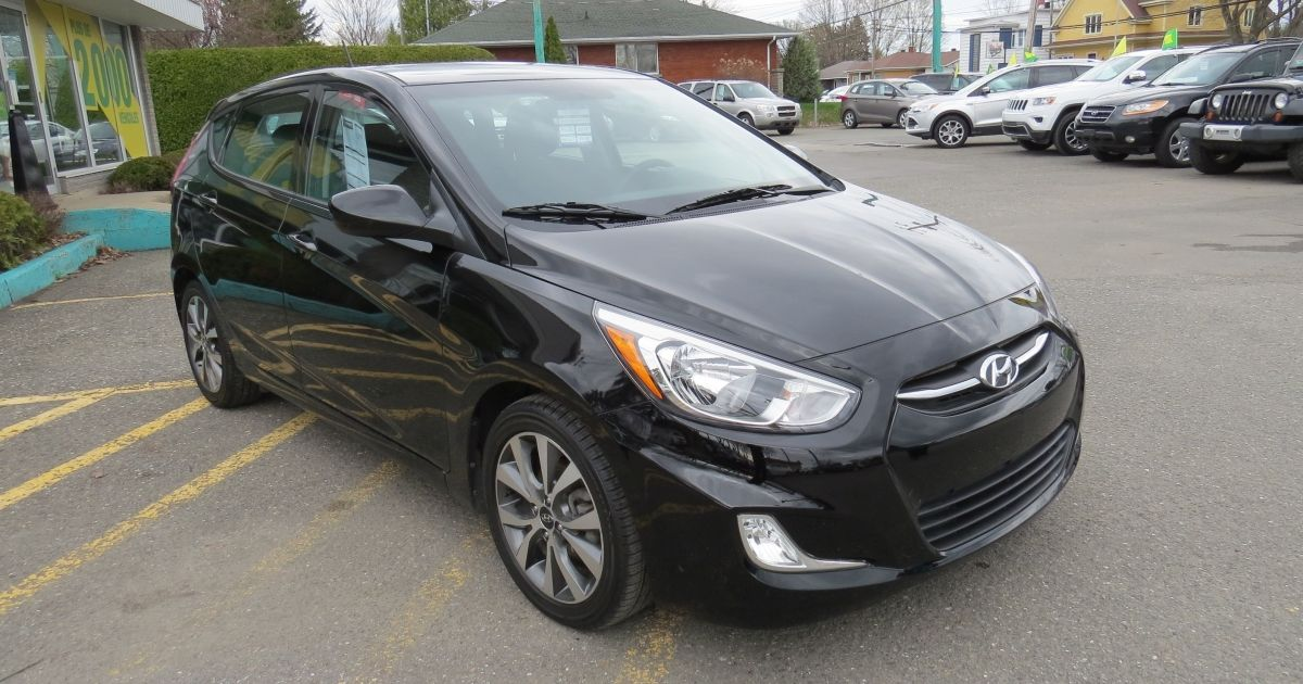 Used 2017 Hyundai Accent For Sale At Hgregoire
